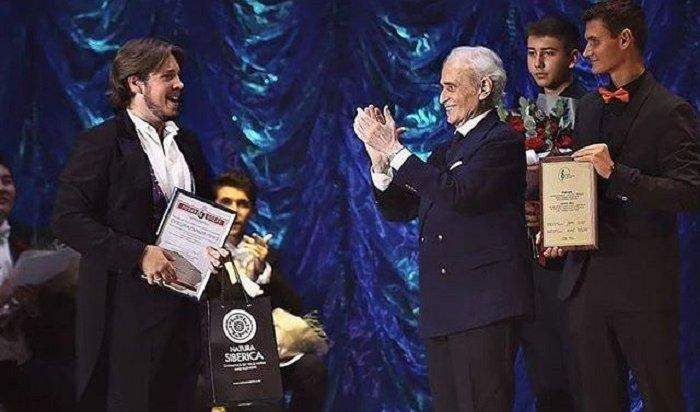 Гран-при международного конкурса теноров получил солист Иркутского музтеатра Андрей Данилов
