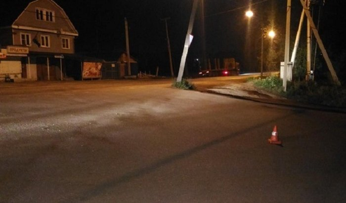 ВИркутске полицейские ищут водителя, сбившего 9-летнего школьника