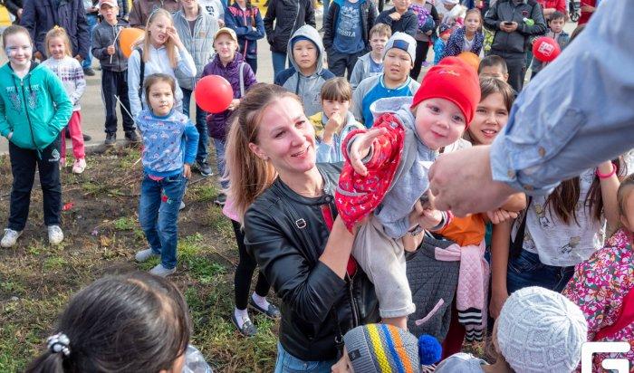 ВИркутске состоялся музыкальный фестиваль «Эволюция» (Фото)