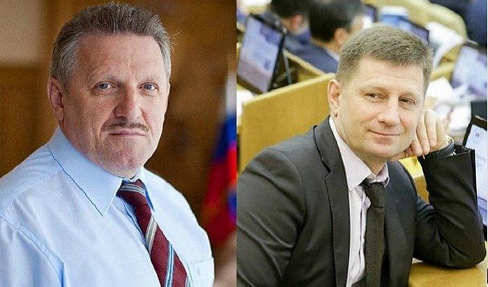 Второй тур выборов главы Хабаровского края пройдет содной фамилией вбюллетене