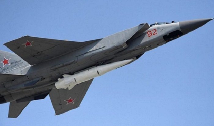 ВНижегородской области разбился МиГ-31 (Видео)