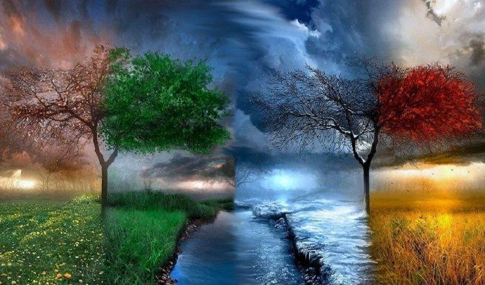 Гидрометцентр обещает вПриангарье холодный октябрь итеплый декабрь