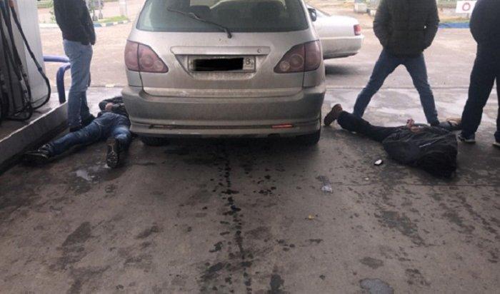 ВИркутске задержали «барсеточника» вмомент совершения кражи (Видео)
