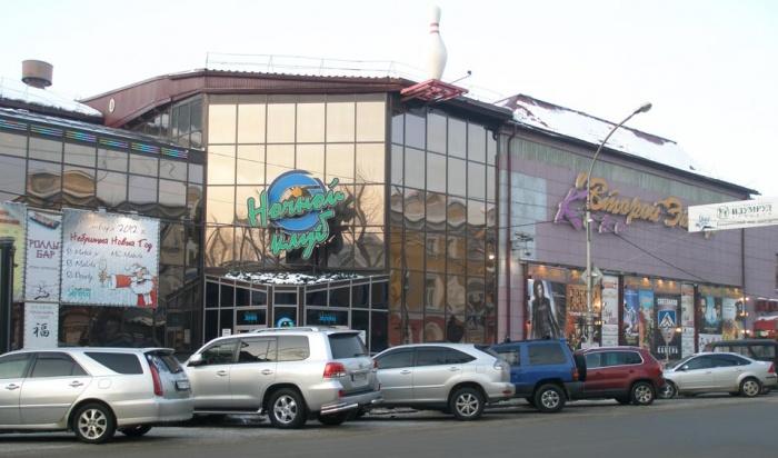 ВИркутске часть здания бывшего кинотеатра «Гигант» передадут будущим балеринам