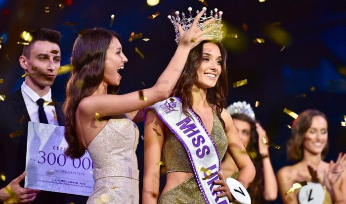 У«Мисс Украина» отбирают корону зато, что она скрыла правду осебе