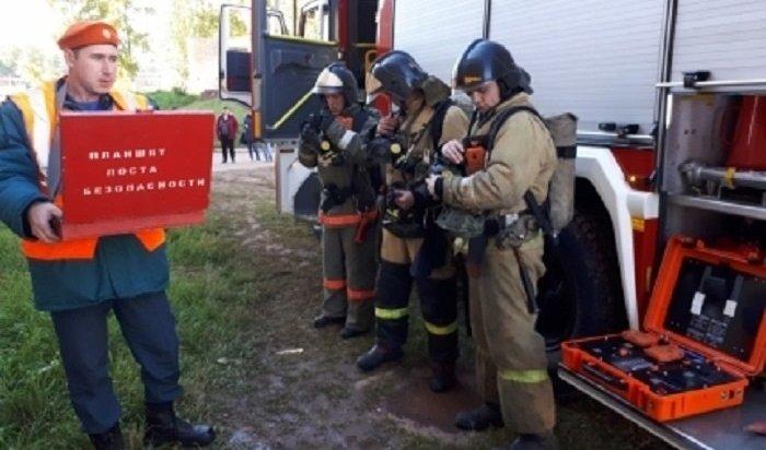 ВИркутской области произошло 12пожаров вминувшие выходные дни