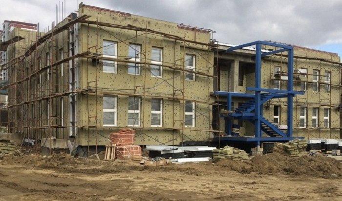 Два новых детских сада откроют вИркутске доконца этого года