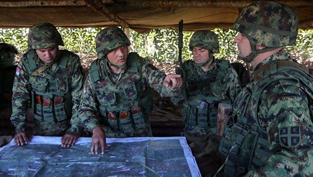 Президент Сербии привел армию вполную боеготовность всвязи сситуацией вКосове