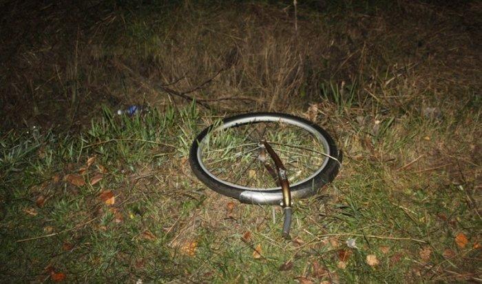 ВУсолье-Сибирском 13-летний велосипедист погиб под колесами автомобиля пьяного пенсионера