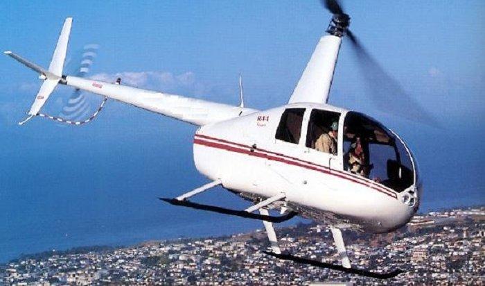 Тела пилота ипассажира вертолета Robinson подняты изреки вблизи Бодайбо