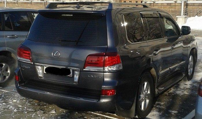 Житель Бурятии угнал уиркутянина Lexus после конфликта вночном клубе