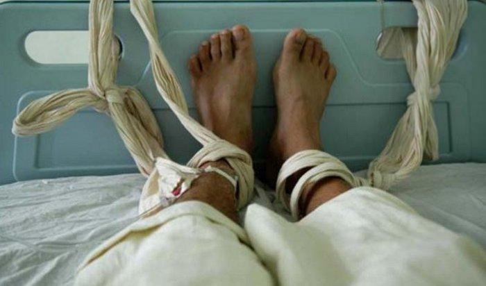 ВИркутске осудили санитара, избившего досмерти двух пациентов неотложной наркологической помощи