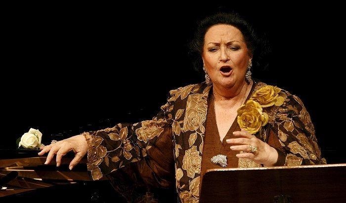 ВБарселоне умерла оперная дива Монтсеррат Кабалье