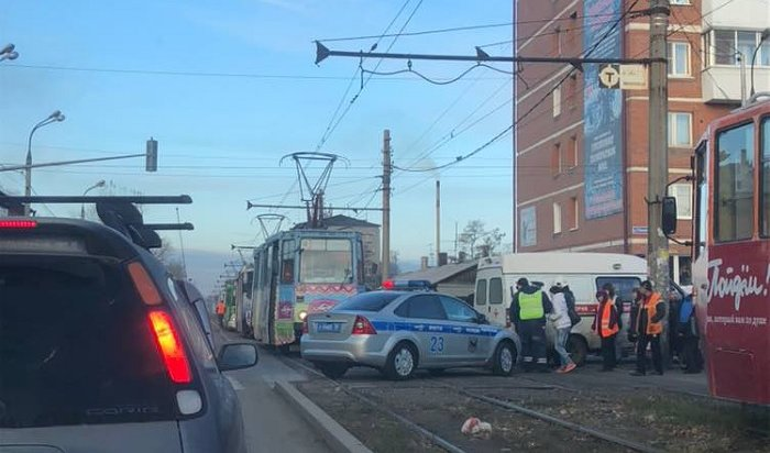 ВРабочем первоклассник погиб под колесами трамвая (Видео)