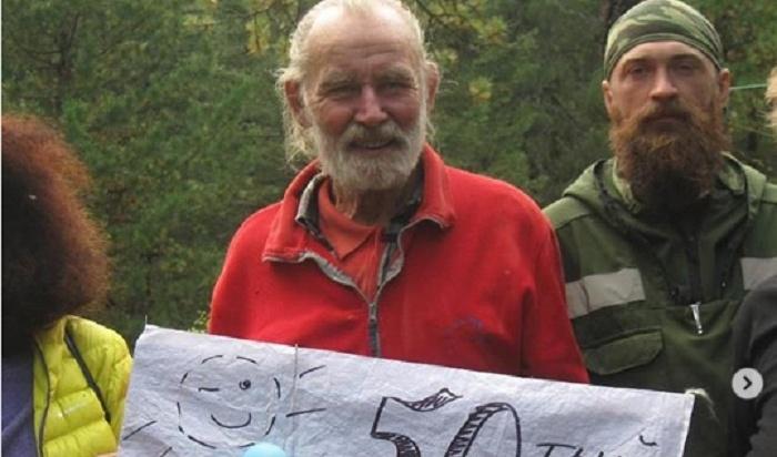 Тело 81-летнего туриста изАнгарска найдено вСаянах