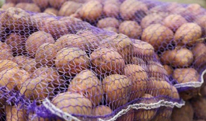 Два продавца картофеля стали жертвами аферистов вИркутске