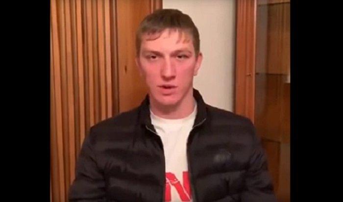 Чеченец, бросивший банку вподростка, станет дворником вГрозном (Видео)