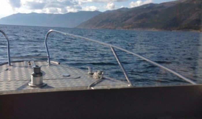 НаБайкале пропали трое рыбаков