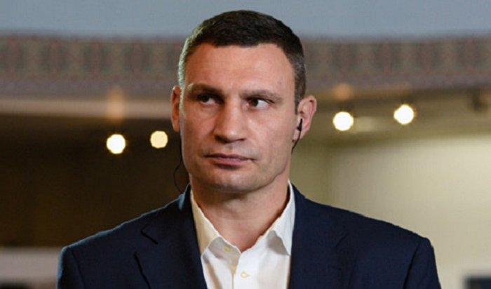 Кличко предложил киевлянам отказаться от горячего водоснабжения (Видео)