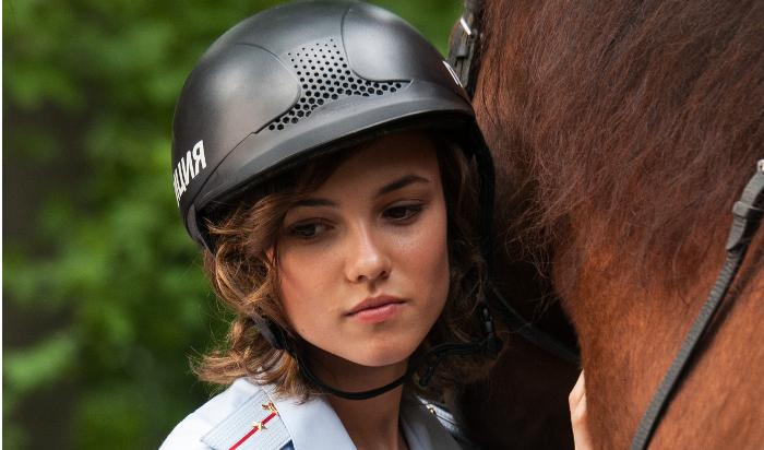 Актриса сериала «Конная полиция» наТНТ Стася Милославская: «Люблю лошадей. Из-за них иснялась всериале»