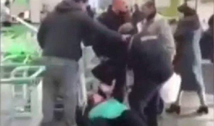 СКвозбудил дело против росгвардейца, подозреваемого визбиении 46-летней иркутянки в«Леруа Мерлен»