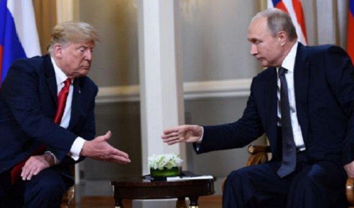Американцы рассказали освоем отношении кРоссии