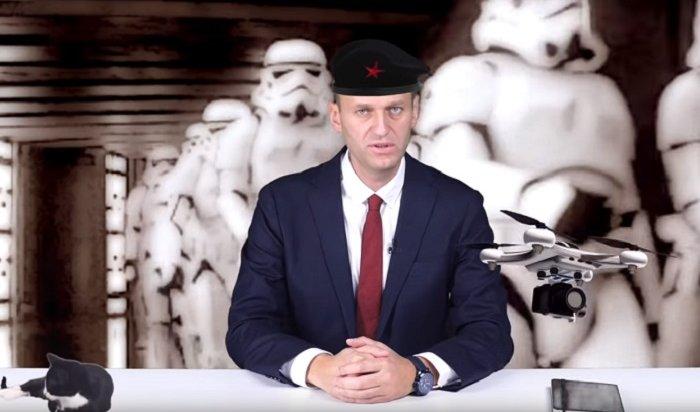 Навальный принял вызов Золотова иназвал его «сумасшедшим» (Видео)