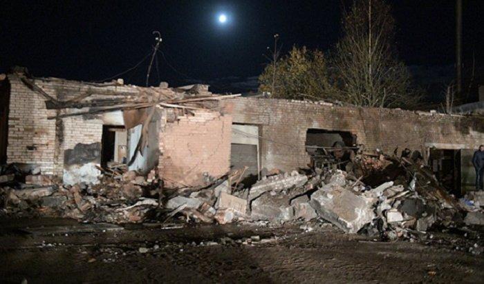 Следственный комитет назвал предполагаемого виновного вовзрыве вГатчине (Видео)