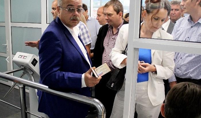 ВСочи поподозрению впревышении полномочий задержали экс-депутата Думы Иркутска Сергея Винарского