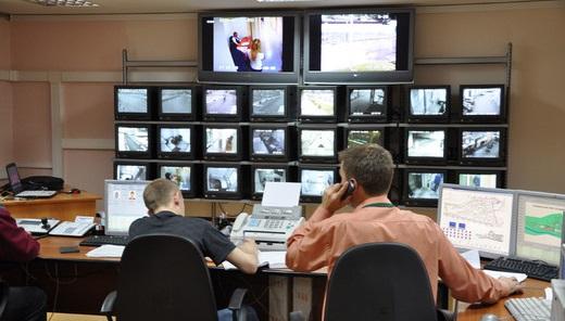 ВИркутске устанавливают камеры интеллектуального видеонаблюдения