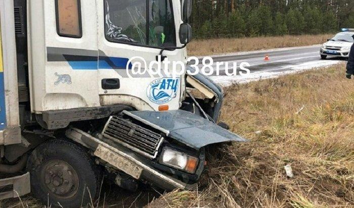 ВУсольском районе вДТП погиб 30-летний водитель «Жигулей»
