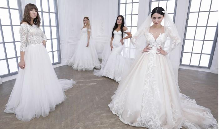Соревнование невест: «Пятница!» запускает новое реалити «Четыре свадьбы»