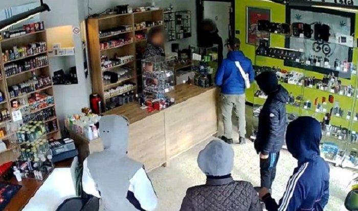 Бельгийские грабители продемонстрировали самое глупое ограбление