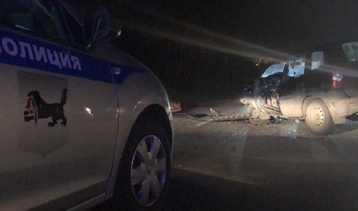 Женщина пострадала вДТП наКачугском тракте повине пьяного водителя (Видео)
