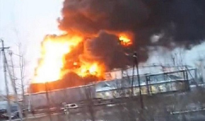 Момент мощнейшего взрыва под Ханты-Мансийском попал навидео