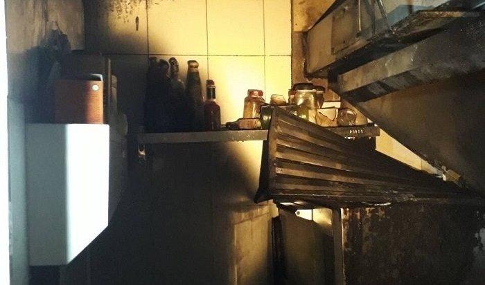 ВИркутске горела кухня ирландского паба Harat`s Pub наулице Советской