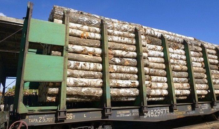 ВПриангарье ограничат экспорт круглого леса изберезы в2019году