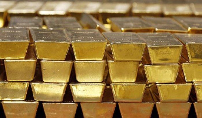 Рекордное количество золота приобрел Центробанк РФ