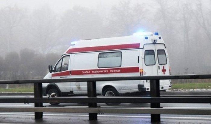 ВДТП наавтодороге Зима-Саянск пострадали трое взрослых иребенок