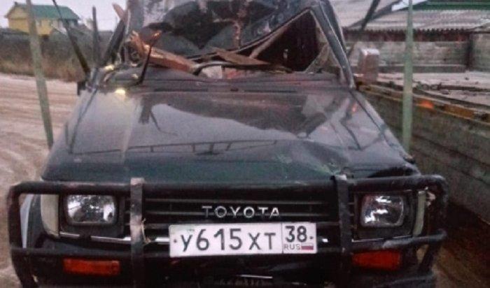 27-летняя девушка погибла вДТП вТайшетском районе