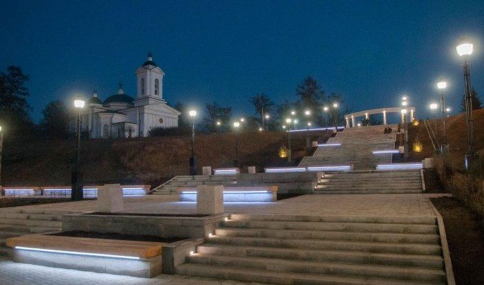 ВИркутске открыли мемориальный комплекс «Иерусалимская гора»