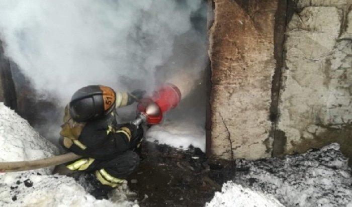 ВИркутской области напожарах погибли четыре человека вминувшие выходные дни
