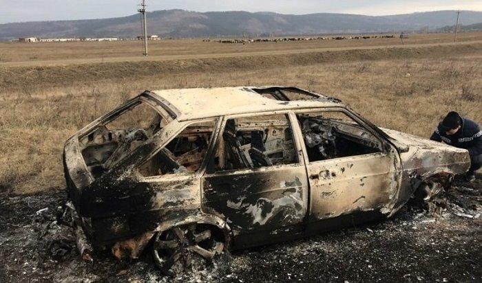 ВКуйтунском районе горе-поджигатель после ссоры сознакомым сам чуть нестал жертвой пожара