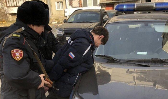 Сотрудники Росгвардии вИркутске задержали угонщика Cadillac Escalade
