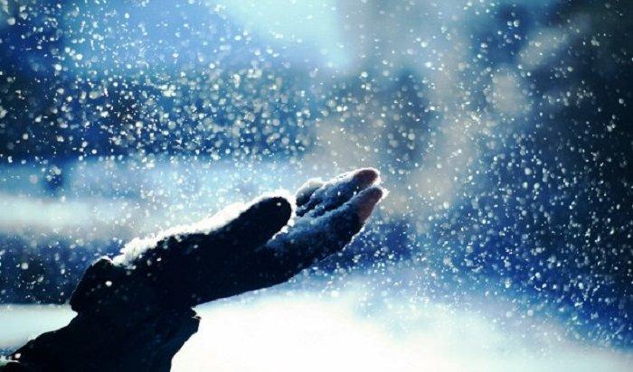 ВИркутскую область пришел холодный фронт (Видео)
