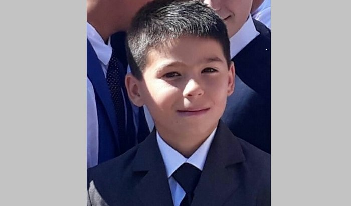 ВИркутске пропал 12-летний мальчик