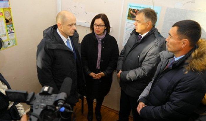 Ситуацию саварийной инфекционной больницей вАнгарске обсудили депутаты Заксобрания