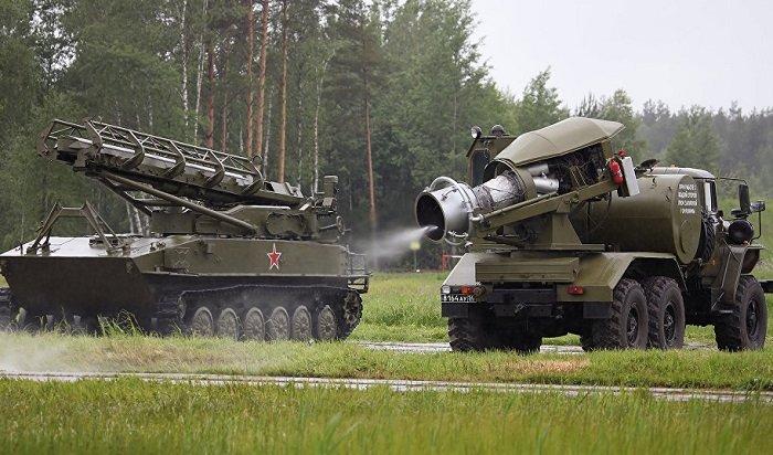 Американцы назвали российскую военную технику «сумасшедшими машинами» (Видео)