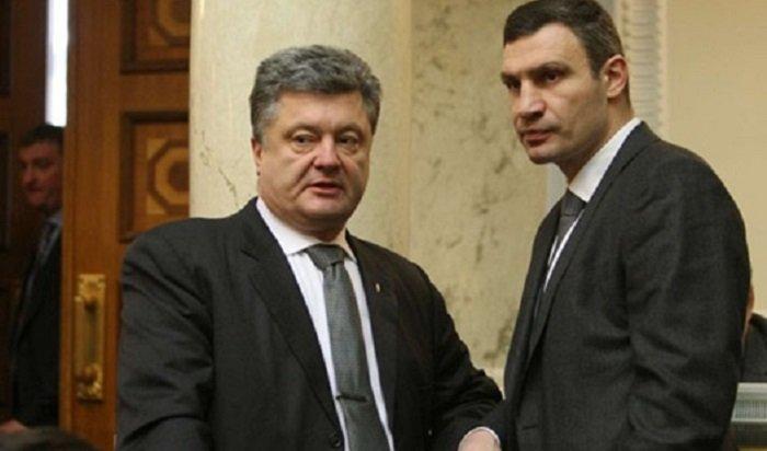 Украинский социалист публично рассказал опьянстве Порошенко иКличко вовремя Евромайдана (Видео)