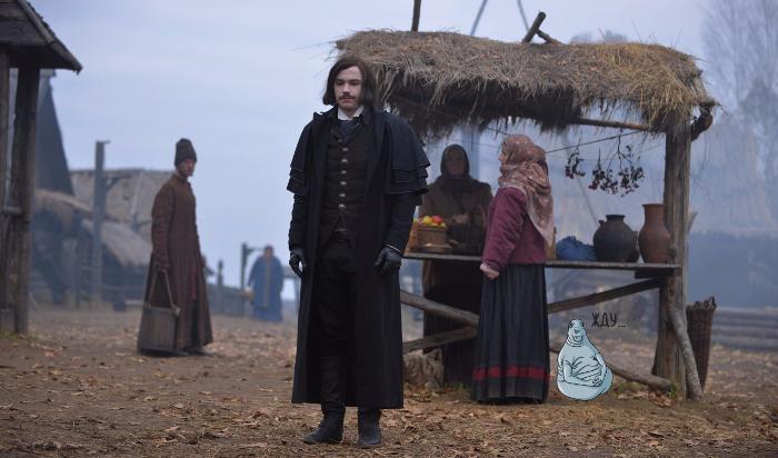 Суперакция отТВ-3: в«черную пятницу» непропустите премьеру трилогии «Гоголь»